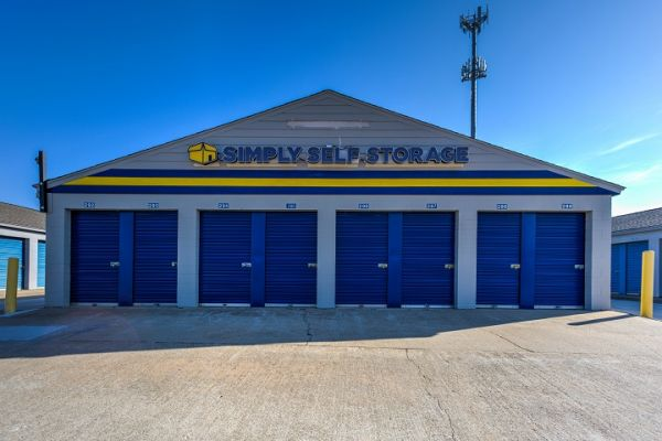 Simply Self Storage - Oklahoma City, OK - W Britton Road 5801 West Britton Road Oklahoma City, OK - Photo 1