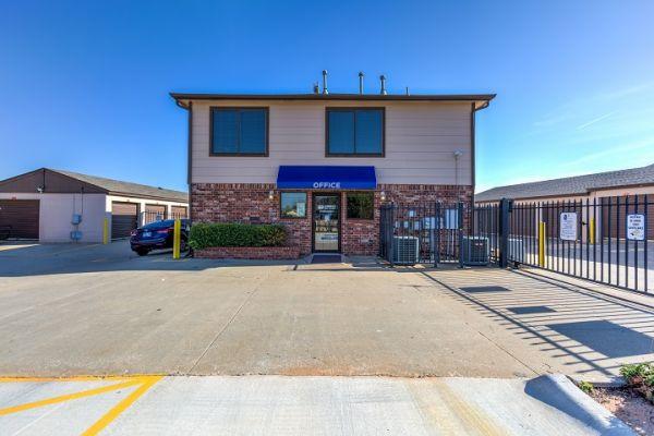 Simply Self Storage - NW 122nd Street - Northwest OKC 8040 Northwest 122nd Street Oklahoma City, OK - Photo 1