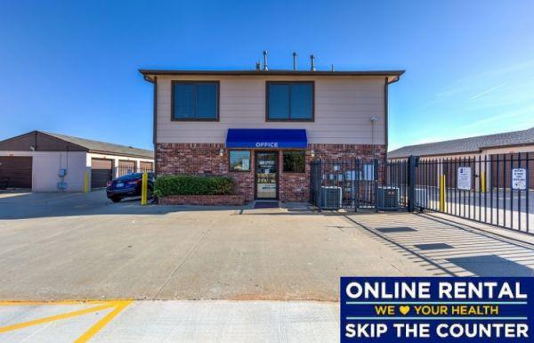 Simply Self Storage - NW 122nd Street - Northwest OKC 8040 Northwest 122nd Street Oklahoma City, OK - Photo 0