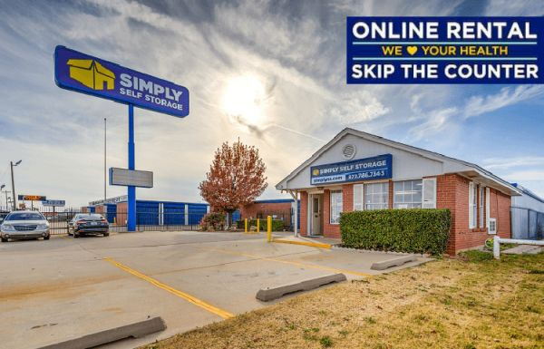 Simply Self Storage - 3015 N Service Road - Moore 3015 North Service Road Moore, OK - Photo 0
