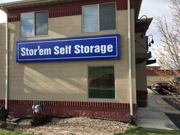 Stor'em Self Storage- West Valley 5718 West 4700 South West Valley City, UT - Photo 0