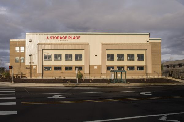 A Storage Place of Wilsonville 29190 Southwest Town Center Loop East Wilsonville, OR - Photo 1