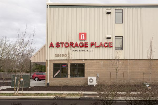 A Storage Place of Wilsonville 29190 Southwest Town Center Loop East Wilsonville, OR - Photo 2