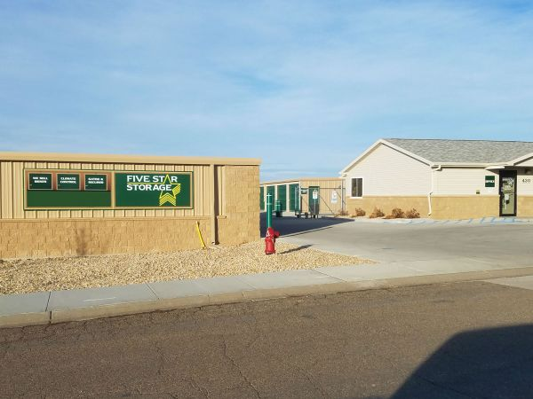 Five Star Storage - Dickinson - 430 29th Street West 430 29Th Street West Dickinson, ND - Photo 2