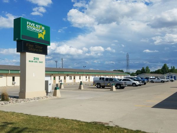 Five Star Storage - West Fargo - 2111 Main Avenue East 2111 Main Avenue East West Fargo, ND - Photo 0