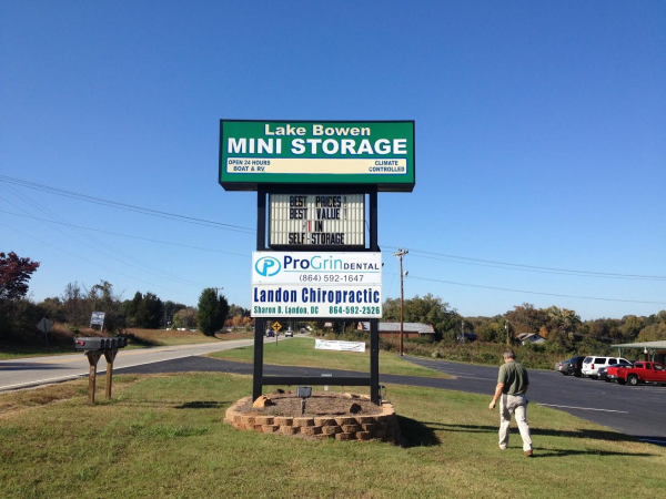 Lake Bowen Mini Storage 8790 Highway 9 Inman, SC - Photo 12