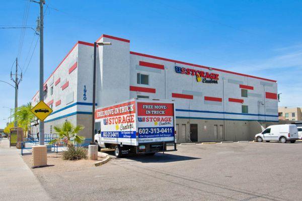US Storage Centers - Phoenix - 1940 East Indian School Road 1940 East Indian School Road Phoenix, AZ - Photo 0