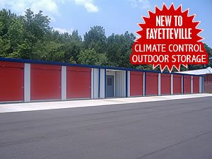 Cliffdale Mini Storage 820 S Reilly Rd Fayetteville, NC - Photo 0