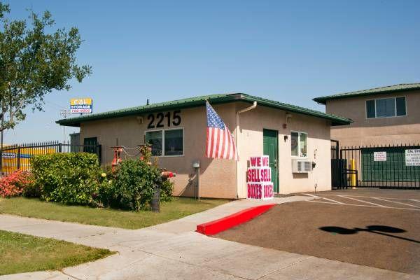 Cal Storage 2215 East Gerard Avenue Merced, CA - Photo 0