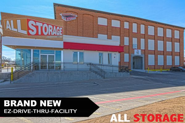 All Storage - McCart - 3500 McCart Ave 3500 Mccart Avenue Fort Worth, TX - Photo 0