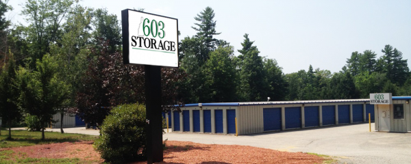 603 Storage Barrington / Rochester / Lee 248 Calef Highway Barrington, NH - Photo 0