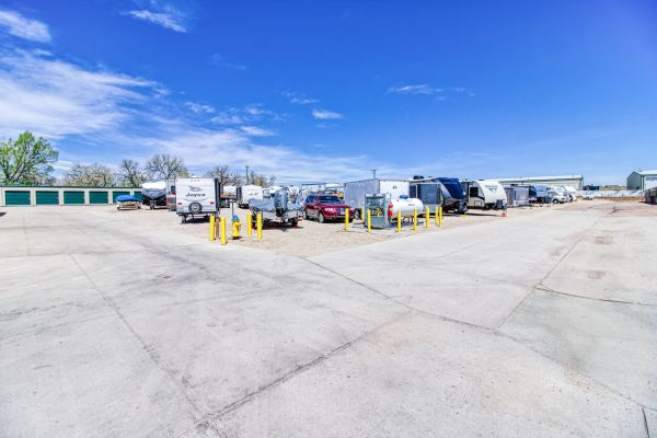 Storage Sense at Peterson Air Force Base 7230 Space Village Avenue Colorado Springs, CO - Photo 7
