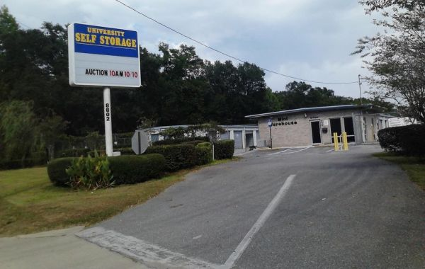 University Self Storage - Pensacola - 8802 North Davis Highway 8802 North Davis Highway Pensacola, FL - Photo 0