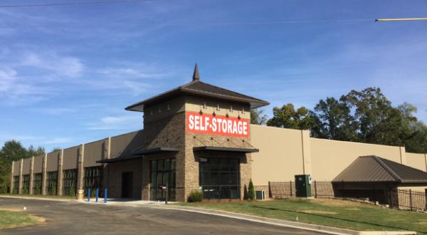 All-American Self Storage - Bowman Rd 3050 Old Bowman Road Macon, GA - Photo 1