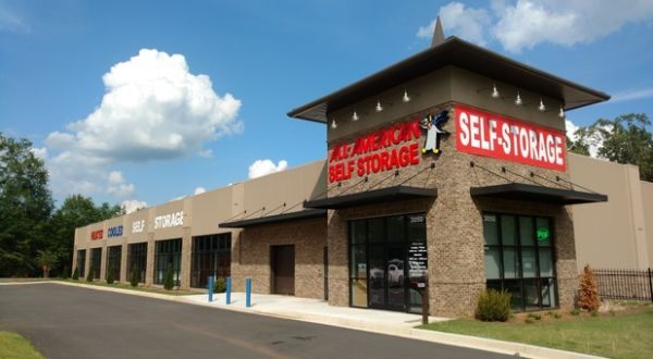 All-American Self Storage - Bowman Rd 3050 Old Bowman Road Macon, GA - Photo 0