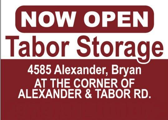 Tabor Storage 4585 Alexander Road Bryan, TX - Photo 2