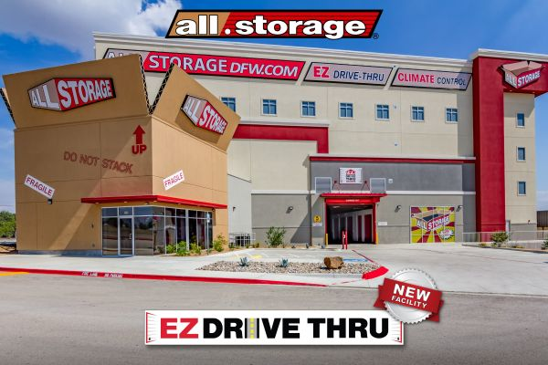 All Storage - White Settlement @820 - 201 South Jim Wright Freeway
