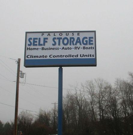 Palouse Self Storage 5904 South Ben Burr Road Spokane, WA - Photo 2
