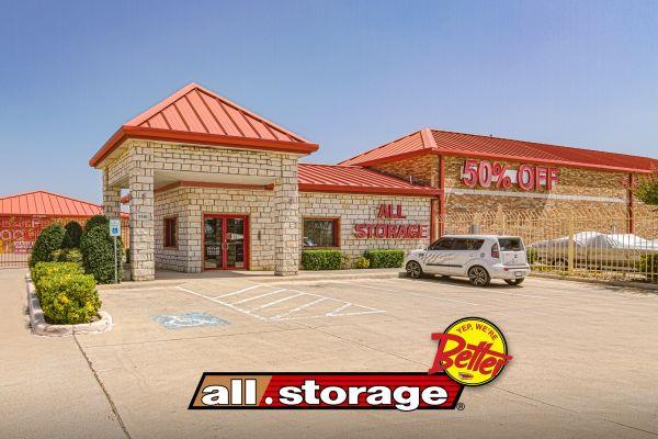 All Storage - Watauga @377 - 5501 Watauga Rd