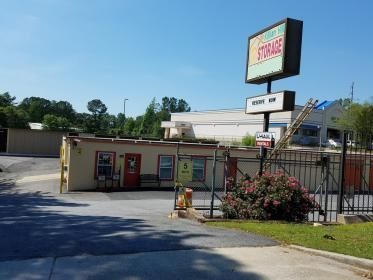 Killian Hill Self Storage 4139 Five Forks Trickum Road Southwest Lilburn, GA - Photo 1