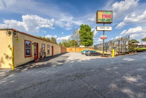 Killian Hill Self Storage 4139 Five Forks Trickum Road Southwest Lilburn, GA - Photo 0