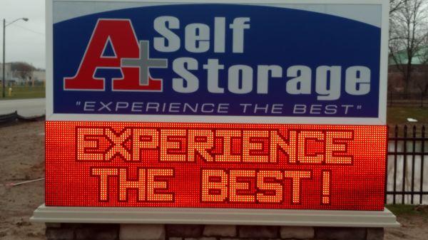 A+ Self Storage Maumee 909 Illinois Avenue Maumee, OH - Photo 2