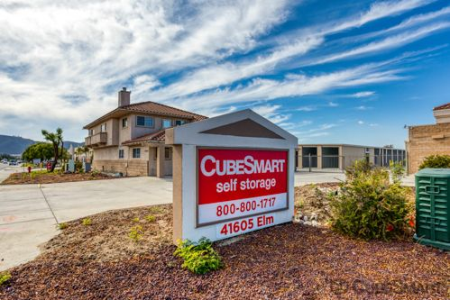 CubeSmart Self Storage - Murrieta - 41605 Elm Street 41605 Elm Street Murrieta, CA - Photo 0