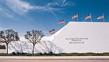 Los Angeles Fine Arts & Wine Storage 2290 South Centinela Avenue Los Angeles, CA - Photo 9