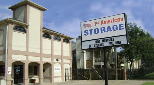 1st American Stor-It 1001 South Mason Road Katy, TX - Photo 0