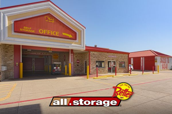 All Storage - Pioneer - 1102 W Pioneer Pkwy 1102 W Pioneer Pkwy Grand Prairie, TX - Photo 0
