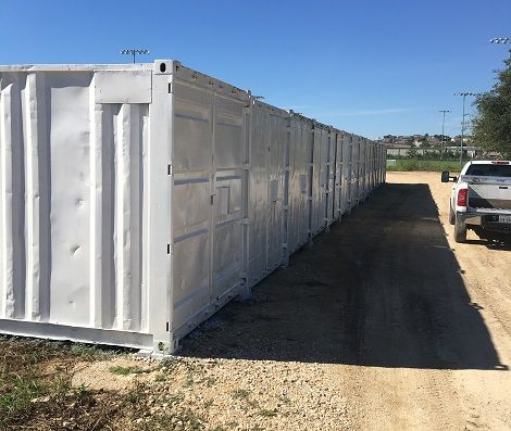 Steel Box Self Storage 13 Applegate Circle Round Rock, TX - Photo 0