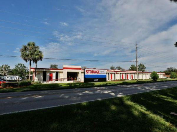 Storage Rentals of America - Jacksonville 8539 Western Way Jacksonville, FL - Photo 0