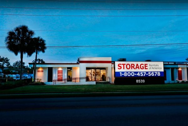 Storage Rentals of America - Jacksonville 8539 Western Way Jacksonville, FL - Photo 7