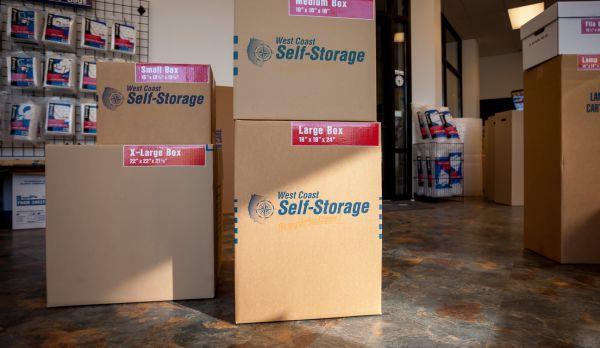 West Coast Self-Storage of Auburn 4424 A Street Southeast Auburn, WA - Photo 2