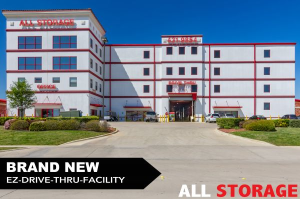 All Storage - Golden Triangle - 11025 N. Riverside Dr. 11025 North Riverside Drive Keller, TX - Photo 0