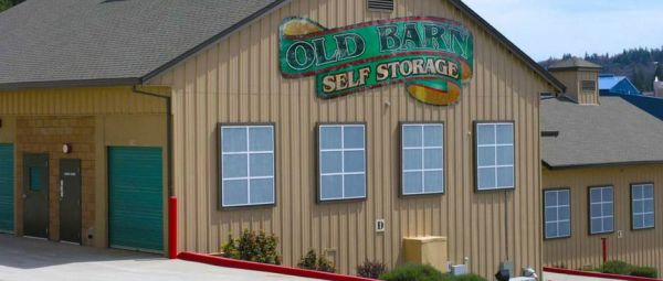 Old Barn Self Storage 175 Spring Hill Drive Grass Valley, CA - Photo 1