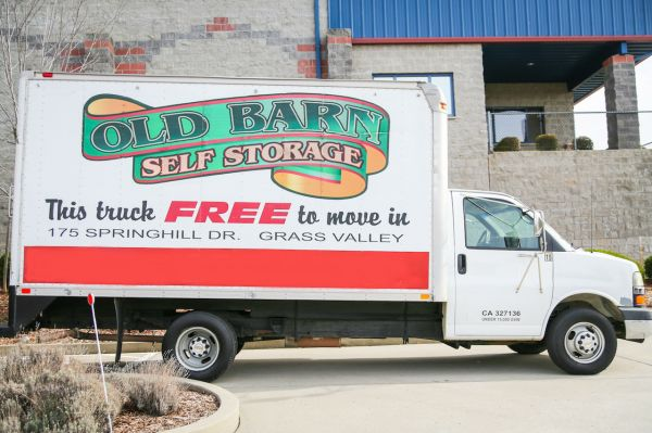Old Barn Self Storage 175 Spring Hill Drive Grass Valley, CA - Photo 11
