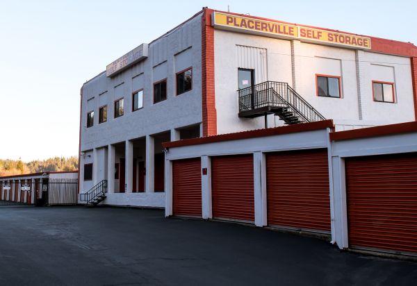 Exceptionnel ... Placerville Self Storage1066 Locust Avenue   Placerville, CA   Photo 0  ...