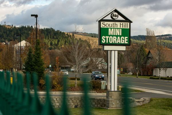 South Hill Mini Storage 3115 East 57th Avenue Spokane, WA - Photo 0