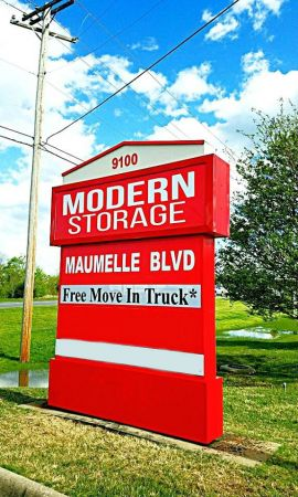 Modern Storage Maumelle Blvd 9100 Maumelle Boulevard North Little Rock, AR - Photo 3