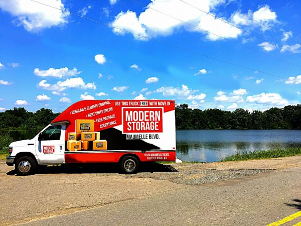 Modern Storage Maumelle Blvd 9100 Maumelle Boulevard North Little Rock, AR - Photo 5