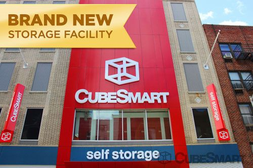 CubeSmart Self Storage - New York - 444 West 55th Street 444 West 55th Street New York, NY - Photo 0