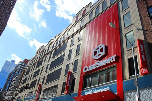 CubeSmart Self Storage - New York - 444 West 55th Street 444 West 55th Street New York, NY - Photo 1