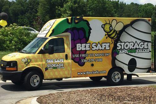 Bee Safe Storage of Greensboro - 704 Sunshine Way 704 Sunshine Way Greensboro, NC - Photo 2
