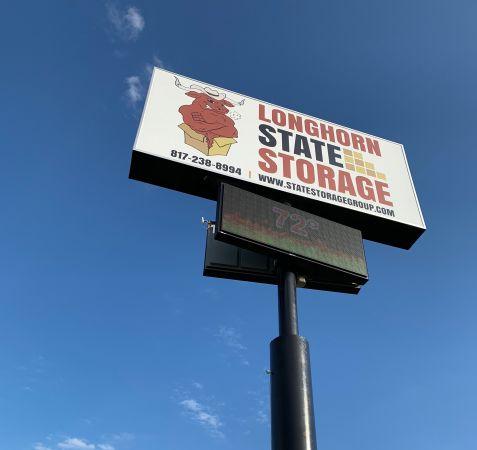 Longhorn State Storage - Fort Worth 11700 Jacksboro Highway Fort Worth, TX - Photo 1