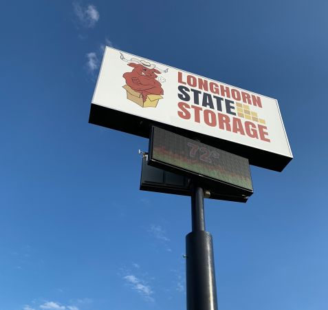 Longhorn State Storage - Fort Worth 11700 Jacksboro Highway Fort Worth, TX - Photo 1
