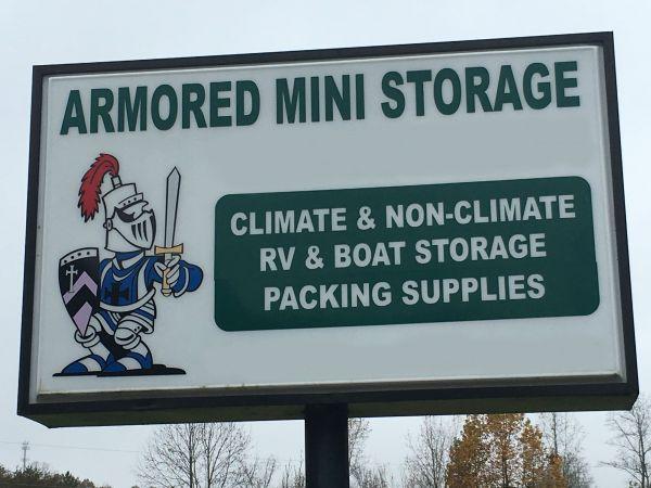 Armored Mini Storage 5361 Long Branch Rd Dahlonega, GA - Photo 0