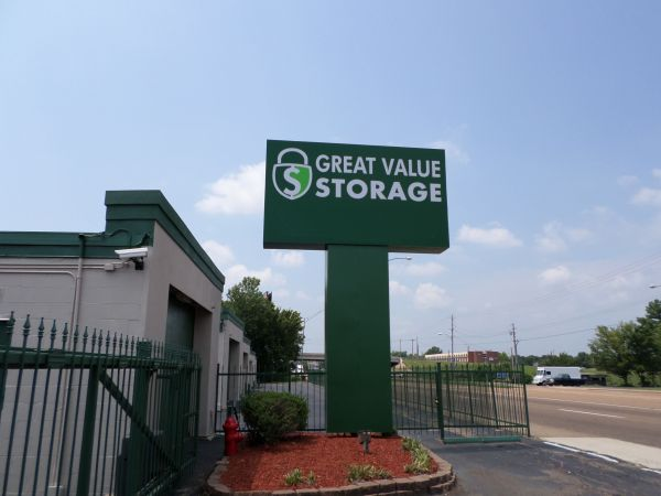 Great Value Storage - Memphis, Lamar 3951 Lamar Avenue Memphis, TN - Photo 0