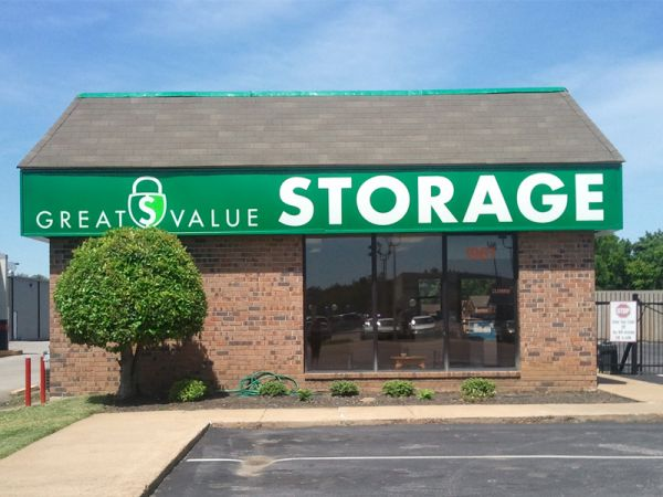 Great Value Storage - Memphis, Covington 1961 Covington Pike Memphis, TN - Photo 1