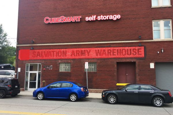 Cubesmart Self Storage6400 Hamilton Avenue Pittsburgh Pa Photo 1